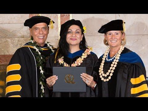 Shonye Sumaira Talor - Doctorate and PhD in Natural Medicine - 2017 Quantum University Graduate