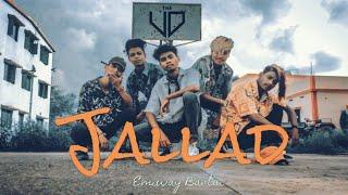 EMIWAY - JALLAD || Undisciplined Dance Crew || Dance choreography 2019