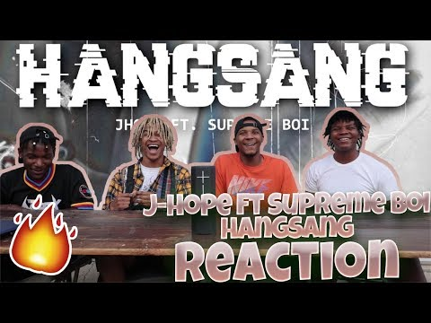J-Hope - 항상 (HANGSANG) Feat. Supreme Boi - REACTION