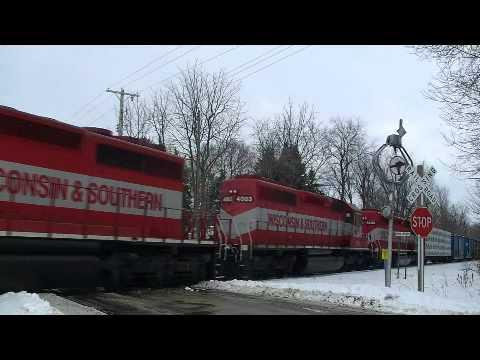 #33,... Railfanning in Wisconsin!
