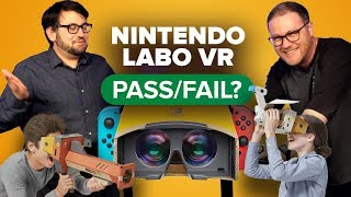 Will VR save Nintendo Labo?