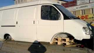 Кузов ГАЗ 2705 ''ГАЗель'' 3-х местный в сборе под дв. ЗМЗ 406.3