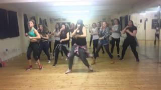 Hip Hop Dance choreo | Put it Down on Me | Jeremih