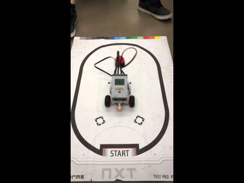 SIUE Engineering Robot Demonstration