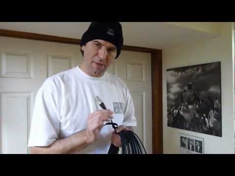 How To Coil A Microphone Cable