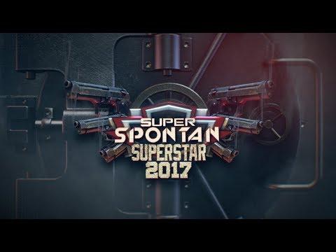 Super Spontan Superstar 2017 9.30 Ali Puteh - week 3