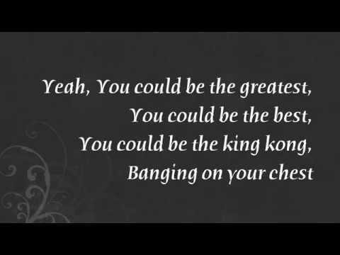 Hall Of Fame - The Script Feat. Will.i.am (Lyrics)
