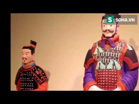 Đội quân đất nung của Tần Thủy Hoàng