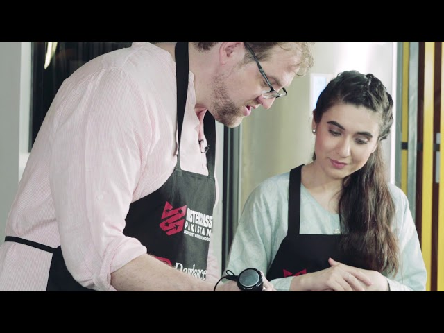 Get Set Cook with Dawlance and George – Brownie Recipe for Eid