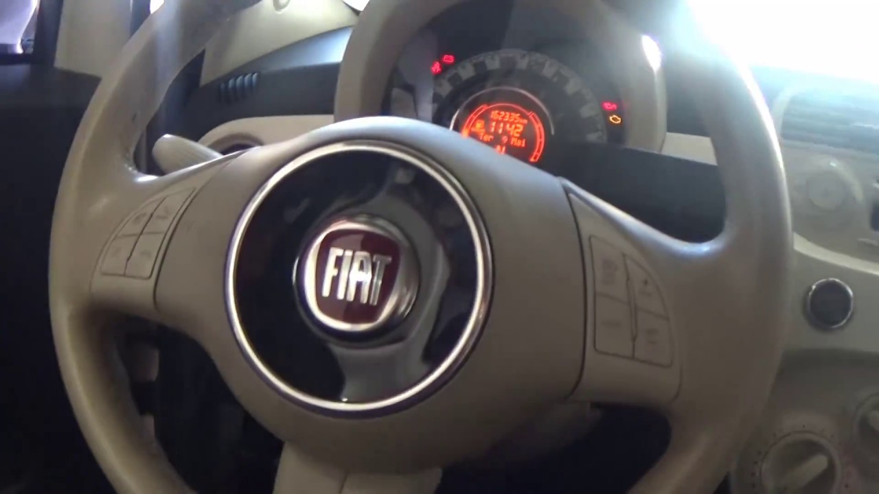 V N O Troca embreagem Fiat 500 Dualogic e parabéns para o pessoal da Raven