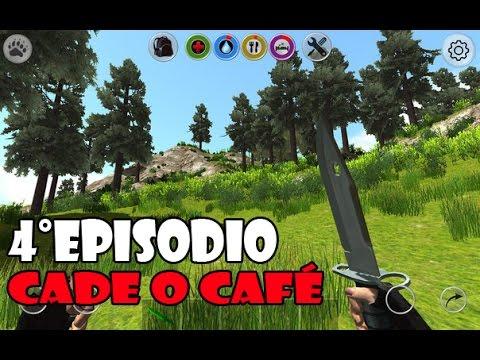 Ocean Is Home: Survival Island (ANDROID) - 4°Ep. Cade o Café?
