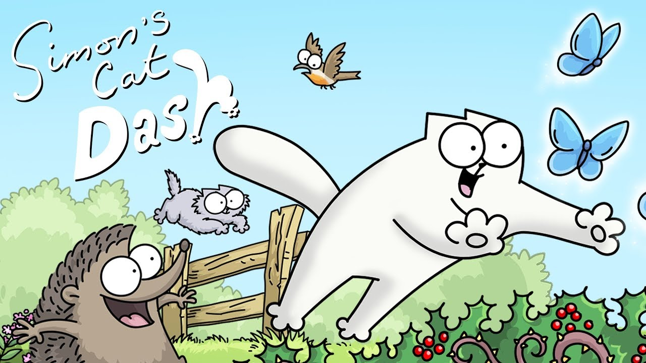 Simon's Cat Dash – NEW GAME OUT NOW!