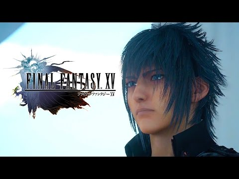Final Fantasy XV – 50 Minutes of Gameplay