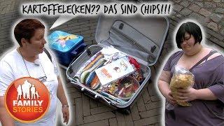 Ein Koffer voller Süßigkeiten | Krieg' endlich dein Leben in den Griff! |Family Stories