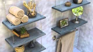 Wall Storage Shelves Picture Ideas Shelving Bathroom