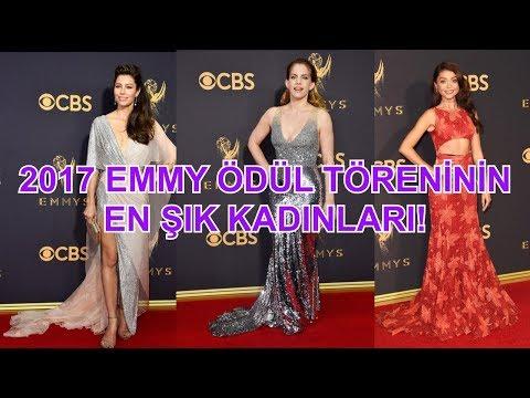 2017 Emmy Ödül Töreninin En Şık Kadınları!