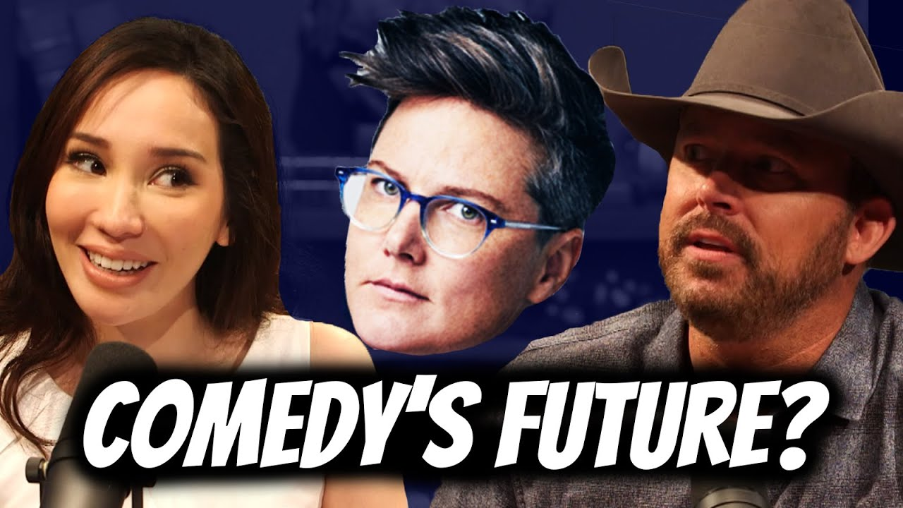 Is WOKE Comedy the FUTURE of Comedy?   Ep 201