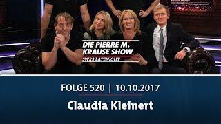 Die Pierre M. Krause Show vom 10.10.2017