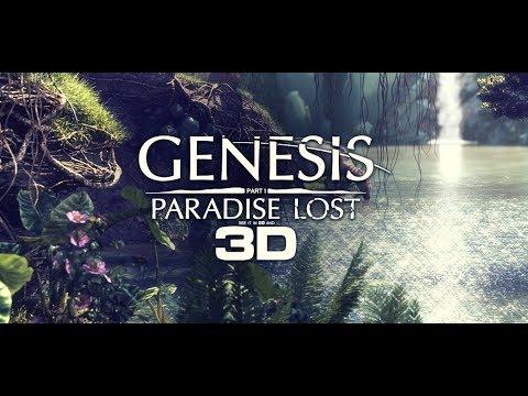 TRAILER GÉNESIS PARAÍSO PERDIDO 3D DOCUMENTAL - Genesis Paradise Lost