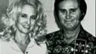 George Jones & Tammy Wynette - Tattletale Eyes