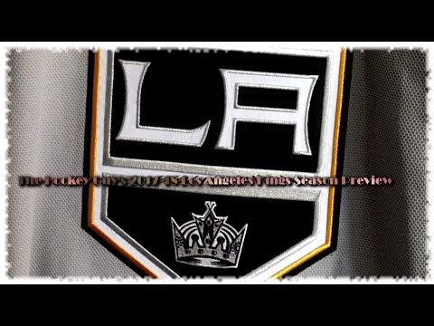 2017-18 Los Angeles Kings Season Preview