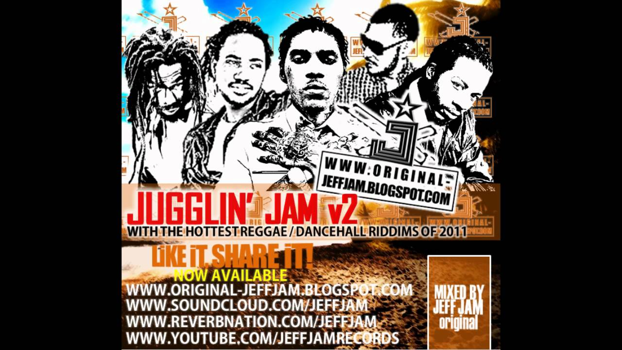 DANGER LUV RIDDIM [JEFF JAM REMIX] JUGGLIN' JAM V2 OUT NOW