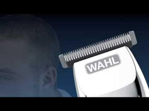 Wahl Lithium Ion Facial Hair Trimmer