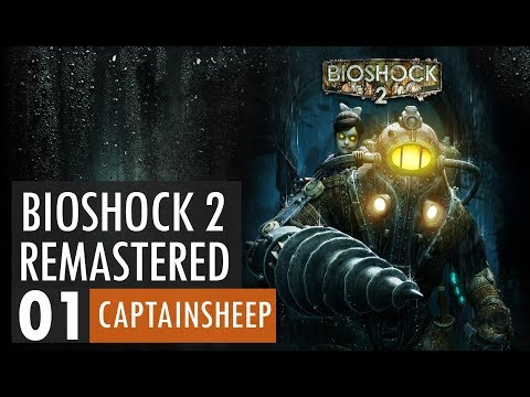 BioShock 2 (Remastered) - พาร์ท 1 Atlantic Express Depot