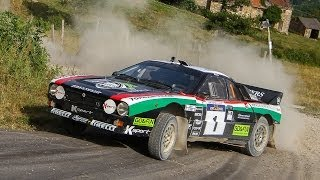 Rally San Marino Historic 2014 - Pure Sound [HD]