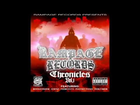 RAMPAGE RECORDS CHRONICLES VOL. I (FULL TAPE)