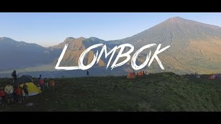 LOMBOK, INDONESIA 2016 (SAM KOLDER INSPIRED)