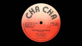 Earl Sixteen & The Heptones - The World Has Begun & Dub