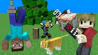 10 Minecraft Pranks to Trick Your Friends!