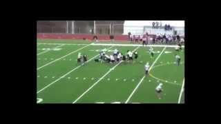 Franklin Pierce University Sprint Football 2014 Season Highlights
