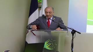 Informe del Dr  Santiago Sosa, presidente del Cosejo Directivo de Eclof Dominicana