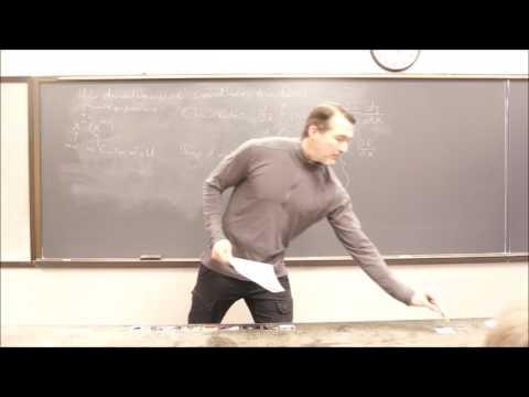 General Relativity Topic 12: Tensors Under General Coordinate Transformations