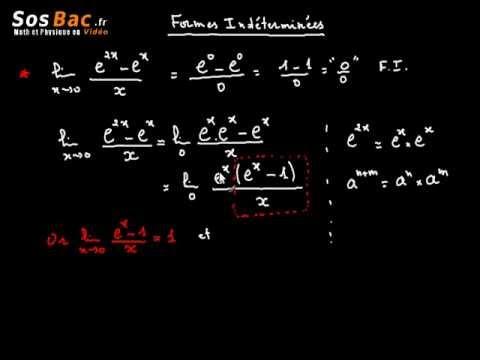 Limites et Continuité cours 9 : 2 BAC International