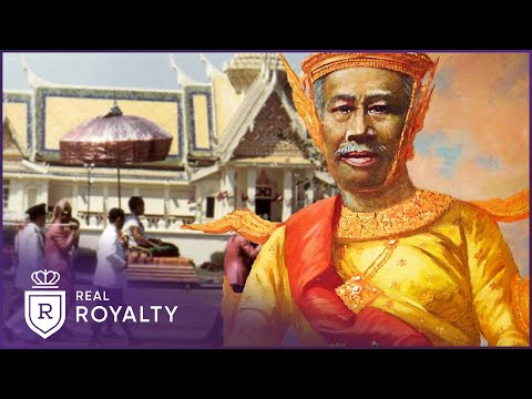 The Wonderful History Of Cambodia's Kings | Asia's Monarchies | Real Royalty