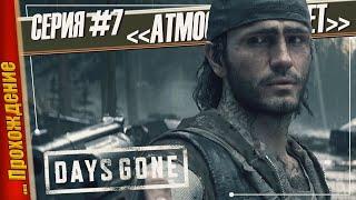 ПО АТМОСФЕРЕ ПРОДОЛЖАЕМ — Days Gone  Прохождение 7