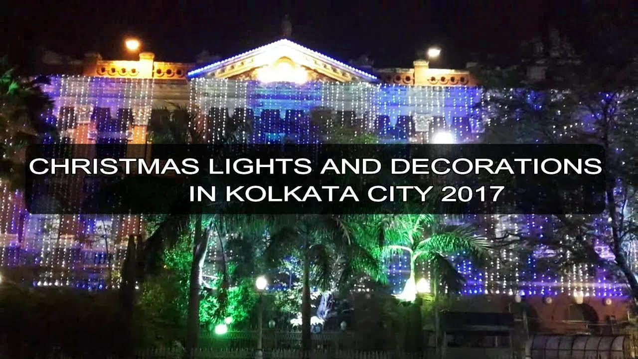 Christmas lights and decorations in kolkata india 2017 - Buy christmas decorations online india ...