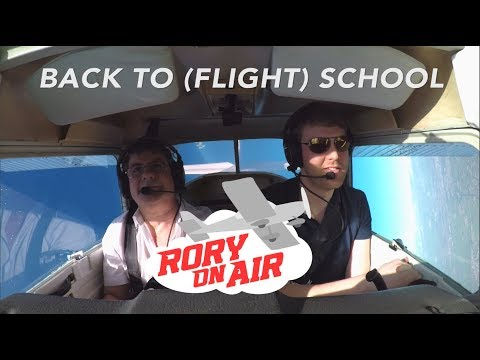 Back To (Flight) School | Cessna 152 | LAPL Conversion