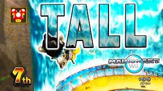 TINY but TALL Mario Kart Wii Tracks