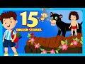 English Stories For Kids - Short Story Collection | 15 English Short Stories For Children video