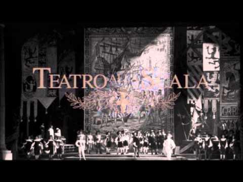 Un Ballo in Maschera (Act I) - Callas, di Stefano [1957, La Scala]