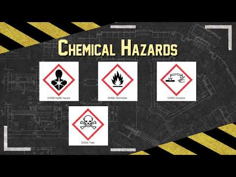 Chemical Safety & Hazard Communication