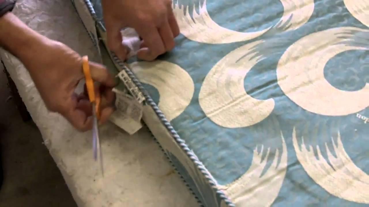 latex mattress reviews of a 50 year old dunlop latex mattre youtube