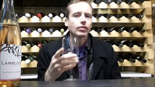 Wine Tasting Reviews 13. Lambloch Estate Flipside Moscato. Sweet Wine Tasting Review.
