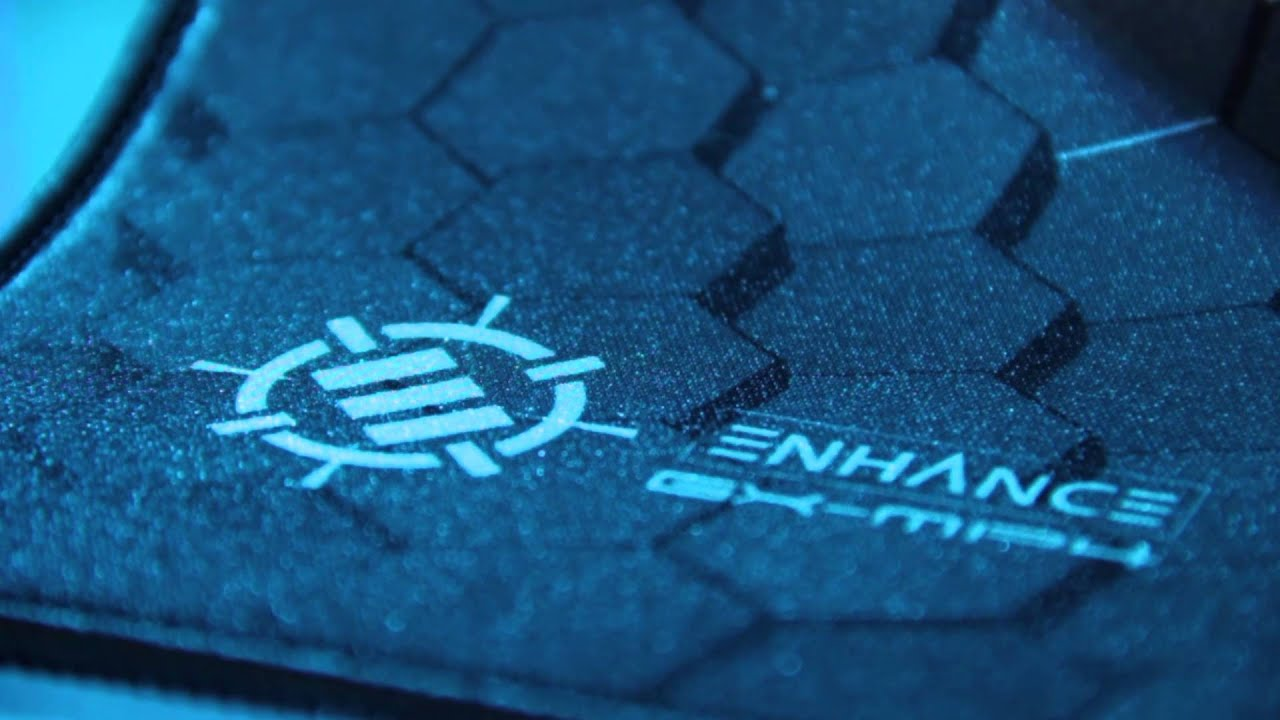 ENHANCE GX-MP4 XL Mouse Pad with Reinforced Anti-Fray Stitching
