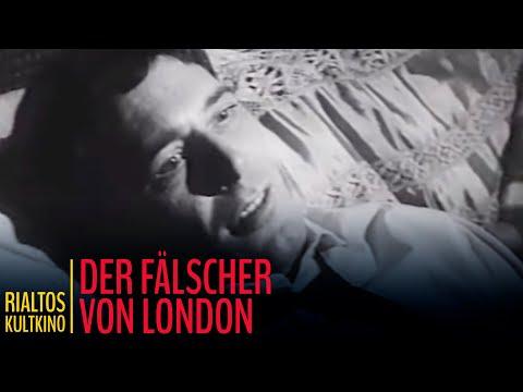 """Edgar Wallace: """"Der Fälscher von London"""" - Trailer (1961)"""
