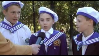 Открытый смотр – выставка моделей судов «Под парусом Западного Донбасса»